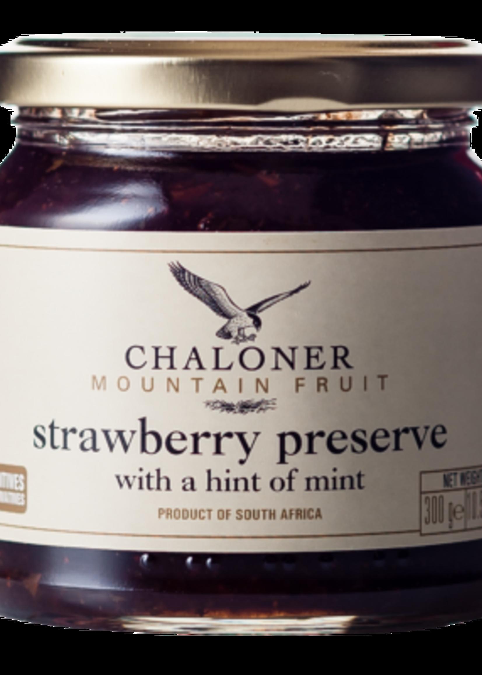 Chaloner Chaloner - Strawberry & mint preservative