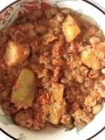 Free Food Free Food - Butter Bean & Butternut Stew