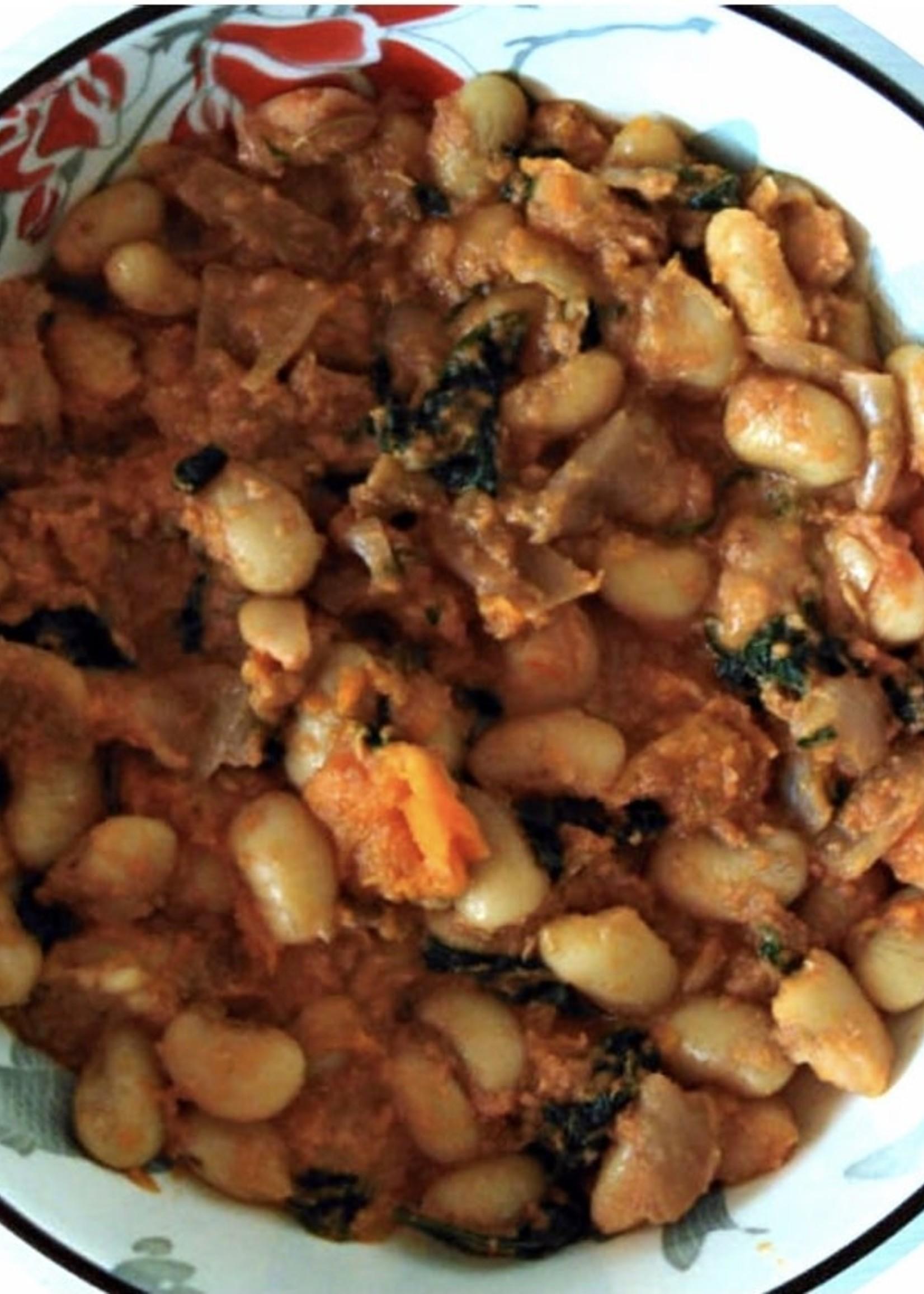 Free Food Free Food - Tuscan bean stew