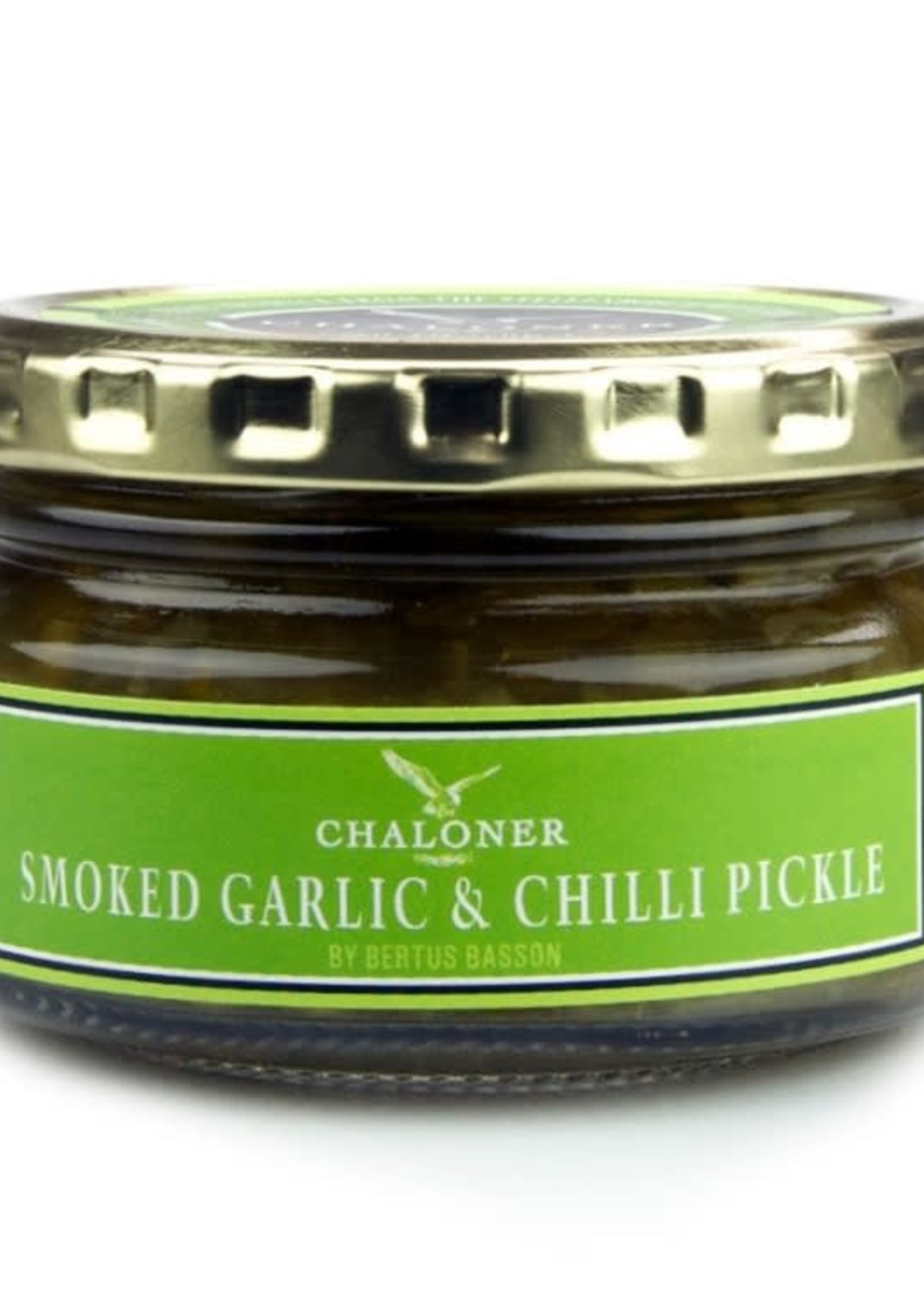 Chaloner Chaloner - Smoked garlic & chilli pickle sauce