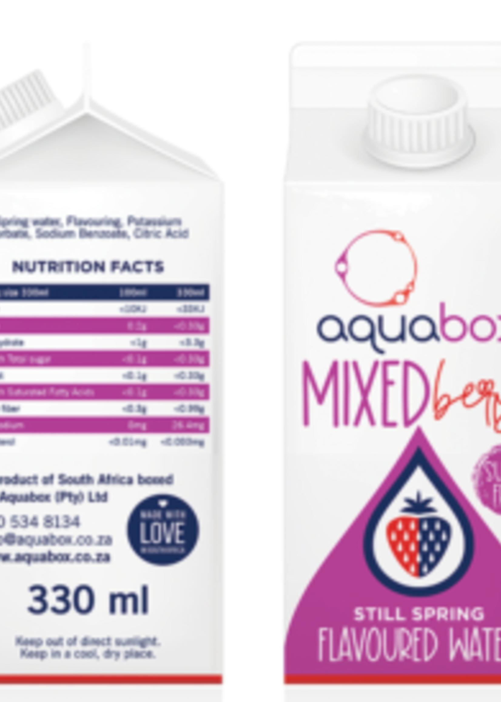 Aquabox Aquabox - Mixed berry