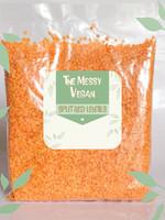 The Messy Vegan Messy Vegan - Split Red Lentils