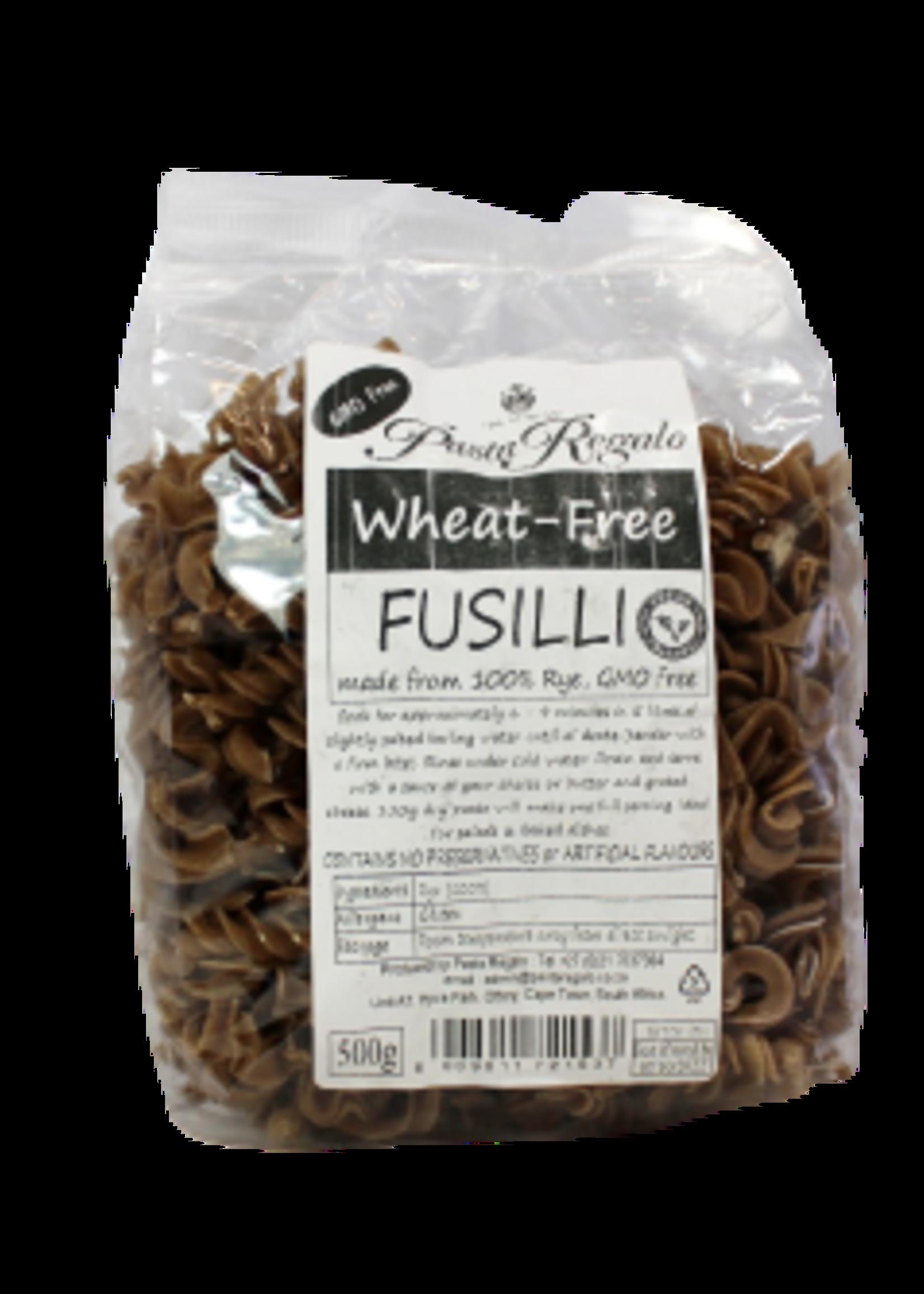 Pasta Regalo Pasta Regalo - Wheat-Free Fusilli