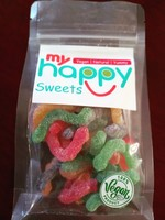Happy Sweets Happy Sweets - Sour Worms