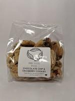 Feel Good Food Fgf - Choc Chip & Cranberry Cookies