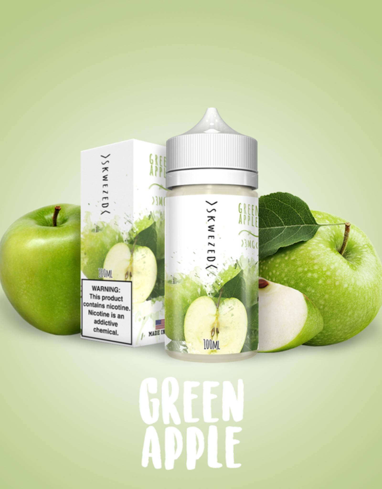 Skwezed Skwezed - Green Apple 100ml