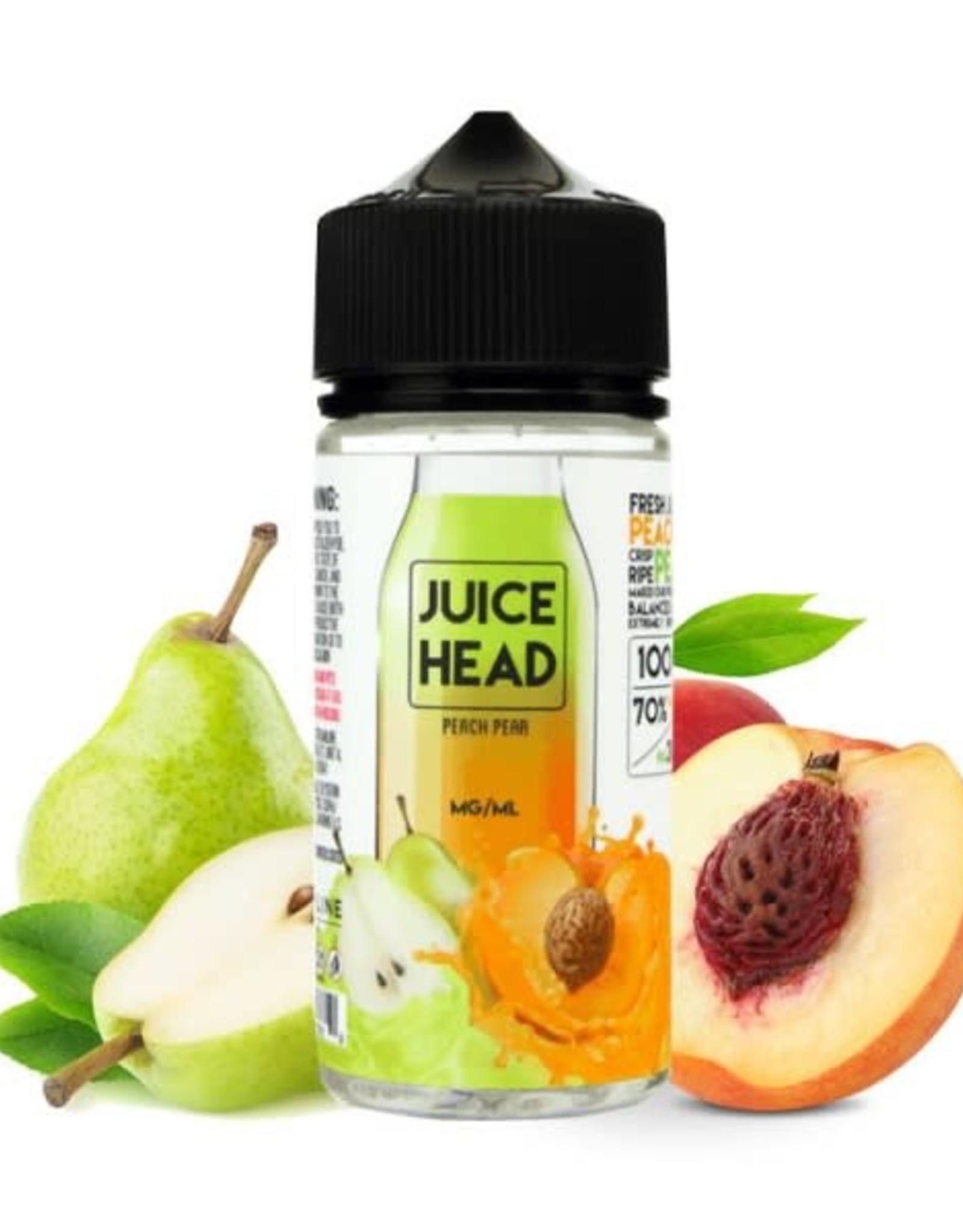 Juice Head Juice Head - Peach Pear 100ml