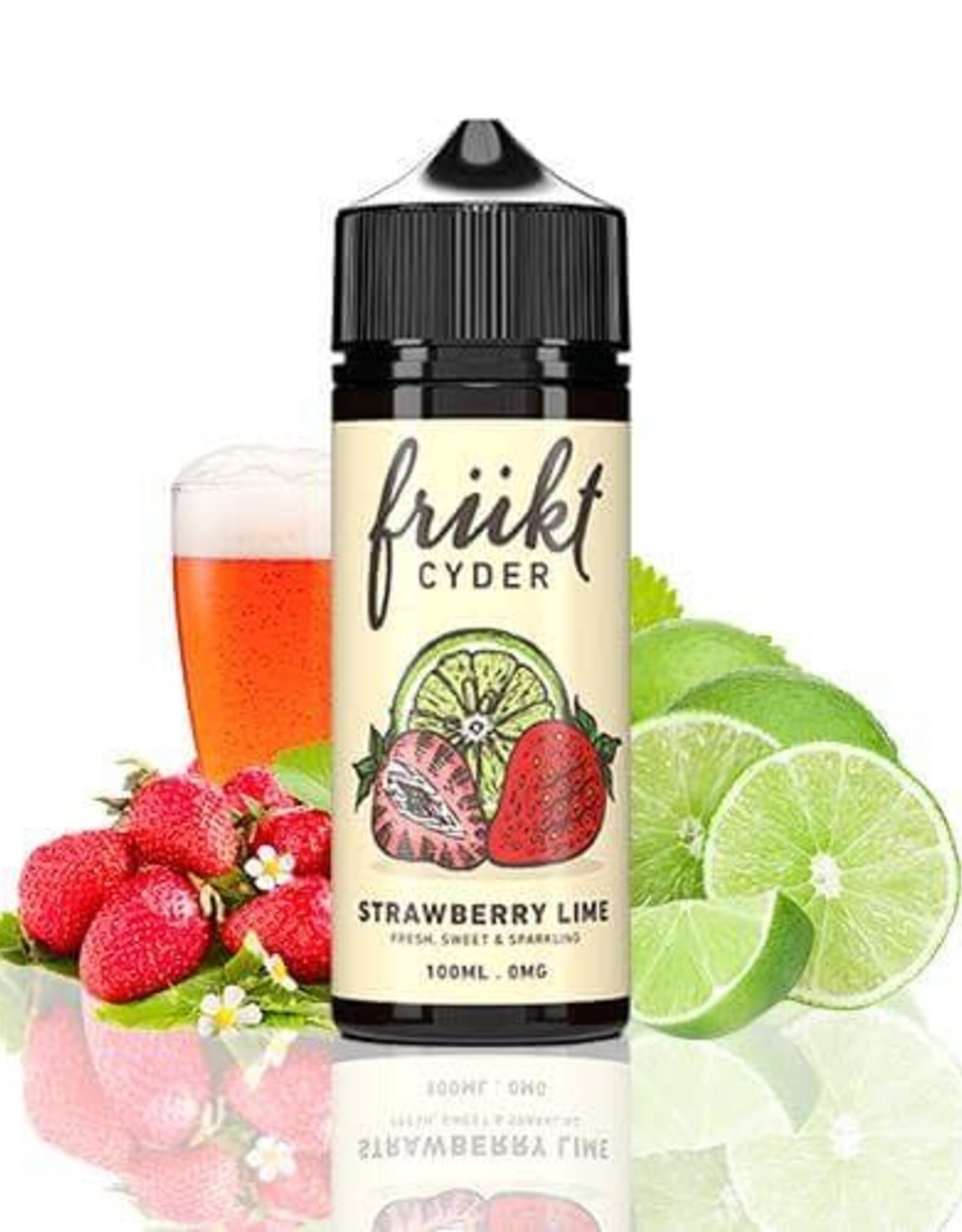 Frükt Frükt - Strawberry Lime 100ml