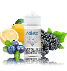 Naked Naked 100 - Very Berry  60ml