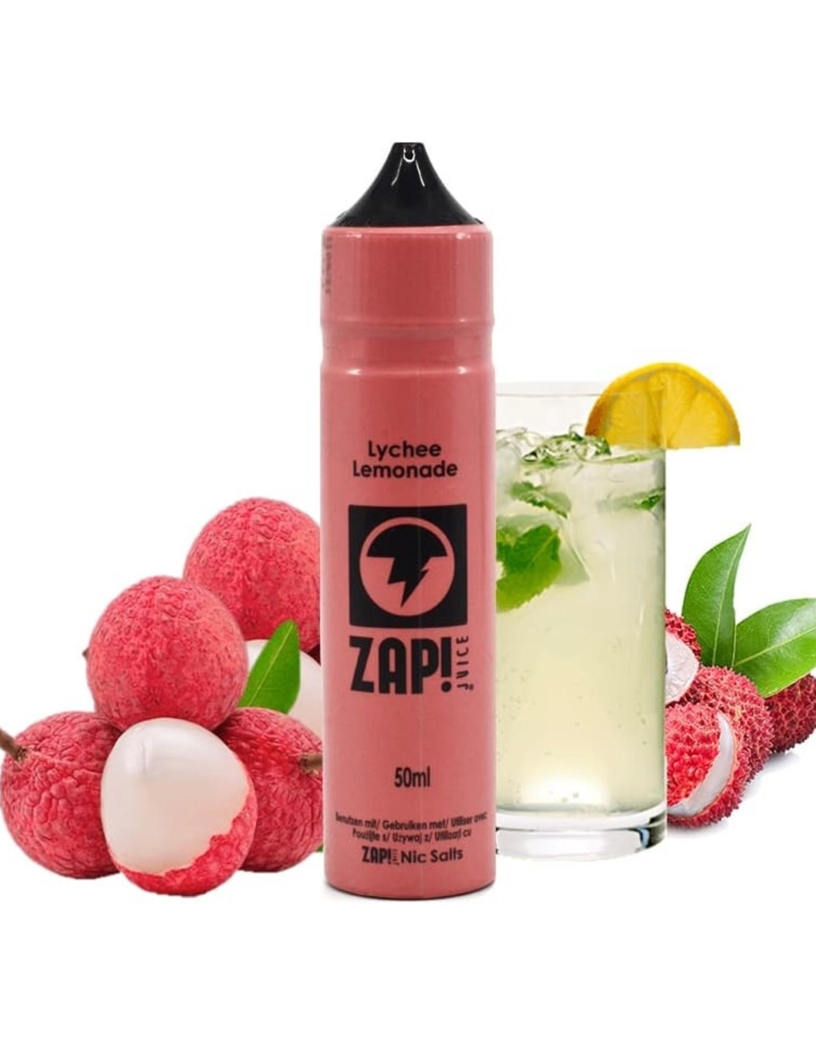 ZAP! ZAP - Lychee Limonade 50ml