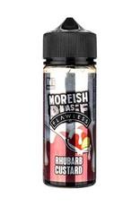Moreish Puff Moreish As Flawless - Rhubarb Custard 100ml