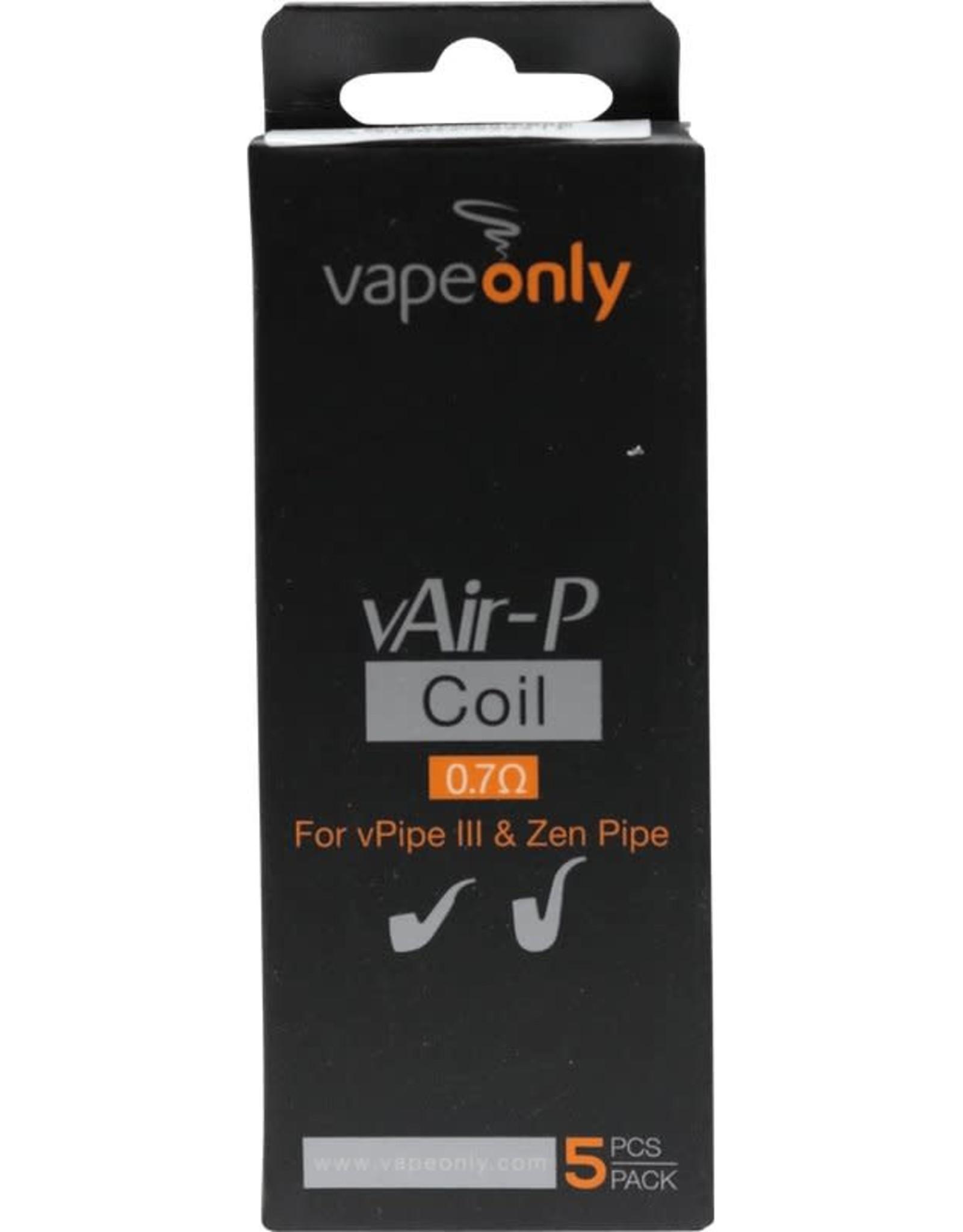 VapeOnly VapeOnly vAir-P Verdampferkopfe