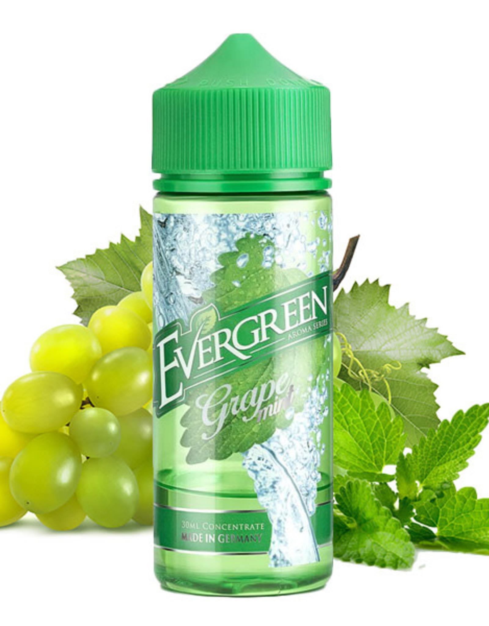 Ever Green EverGreen - Grape Mint 30ml