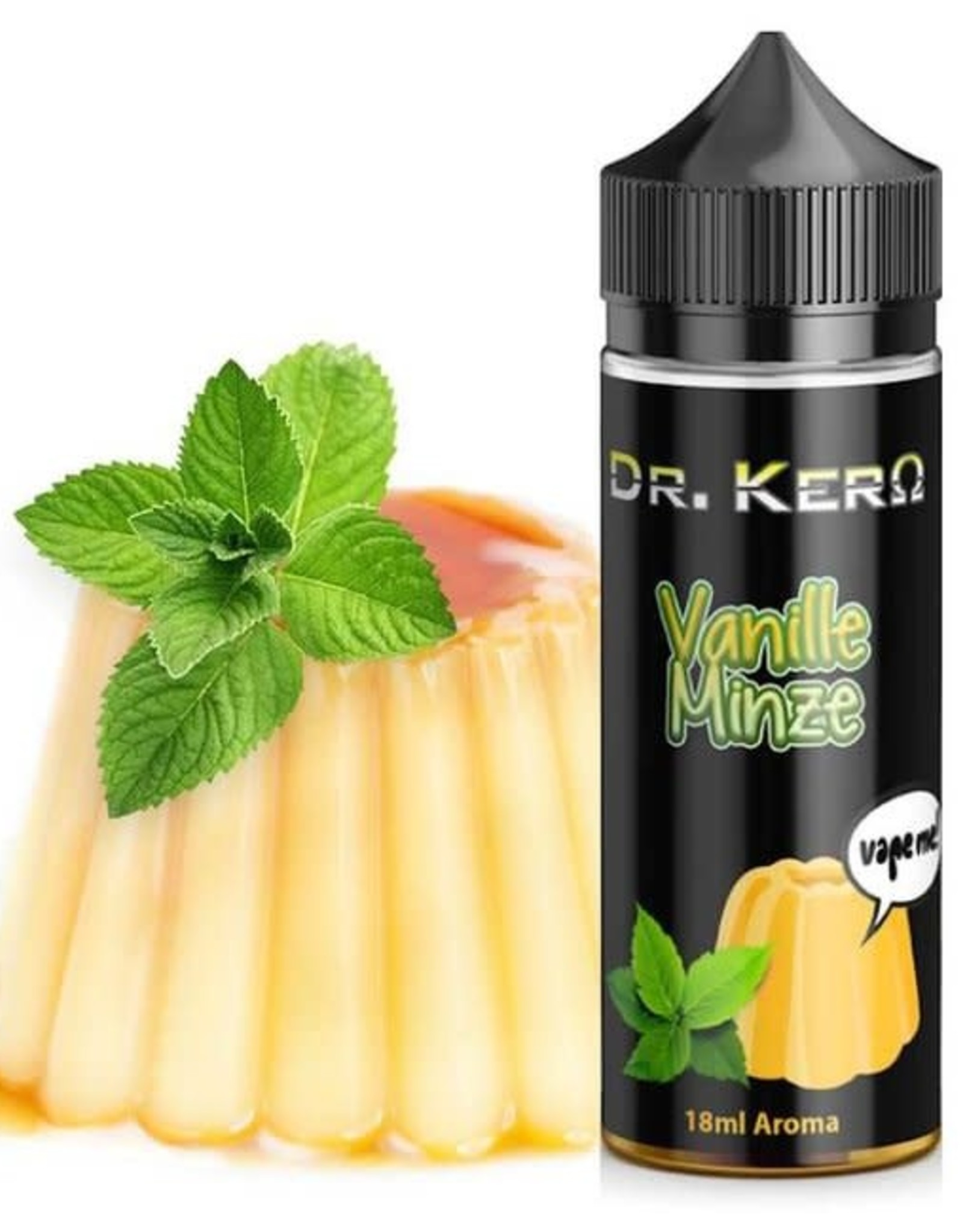 Dr. Kero Dr. Kero - Vanille Minze 18ml
