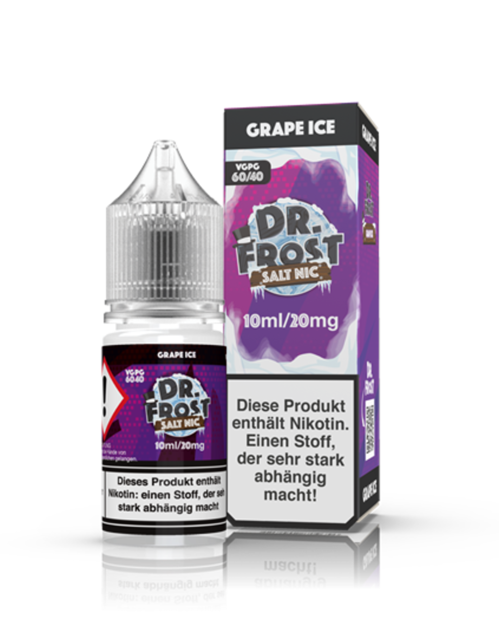 Dr. Frost Dr. Frost - Grape Ice 10ml 20mg