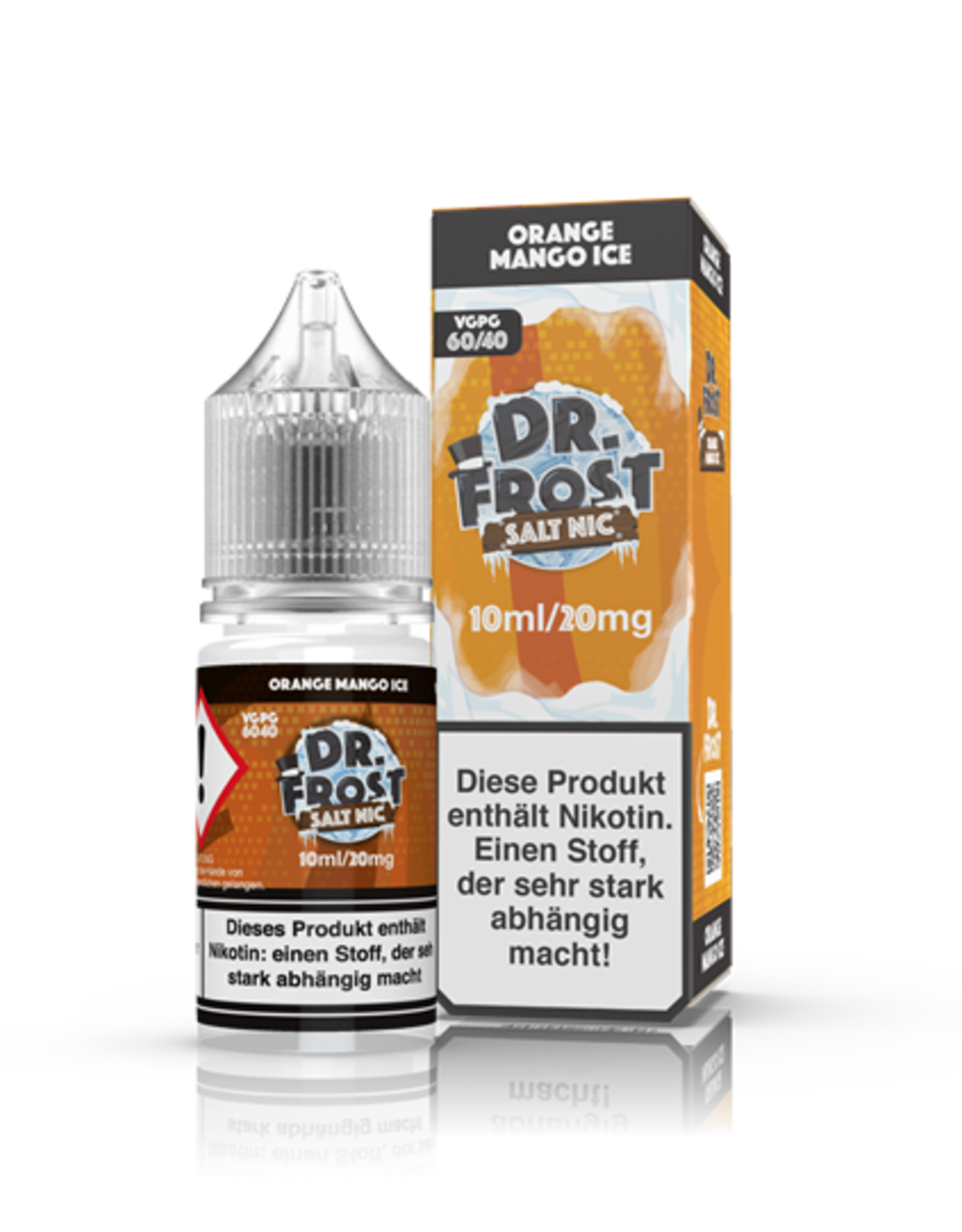 Dr. Frost Dr. Frost - Orange Mango Ice 10ml 20mg