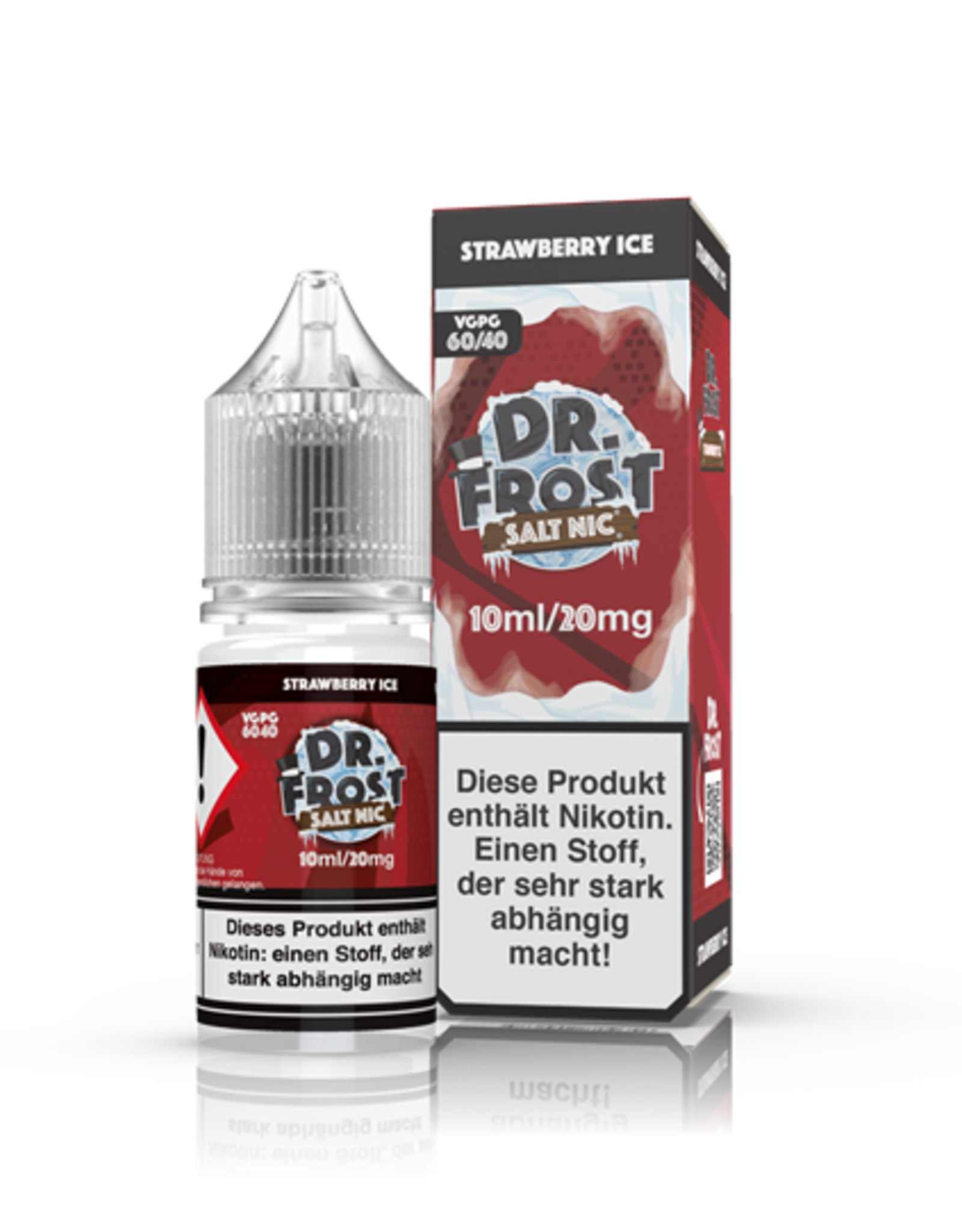 Dr. Frost Dr. Frost - Strawberry Ice 10ml 20mg