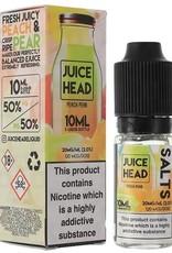 Juice Head Juice Head - Peach Pear 10ml 20mg