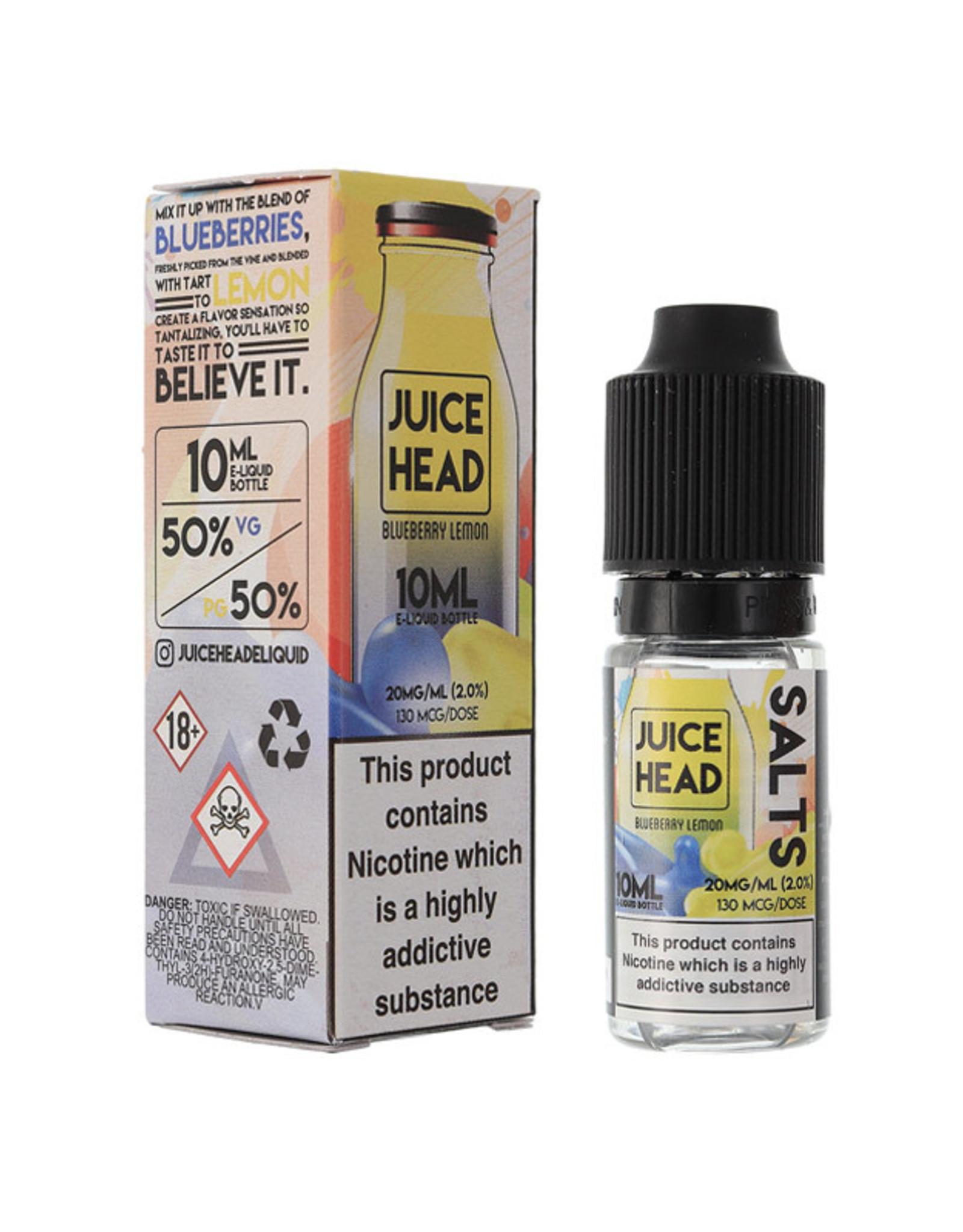 Juice Head Juice Head - Blueberry Lemon 10ml 20mg