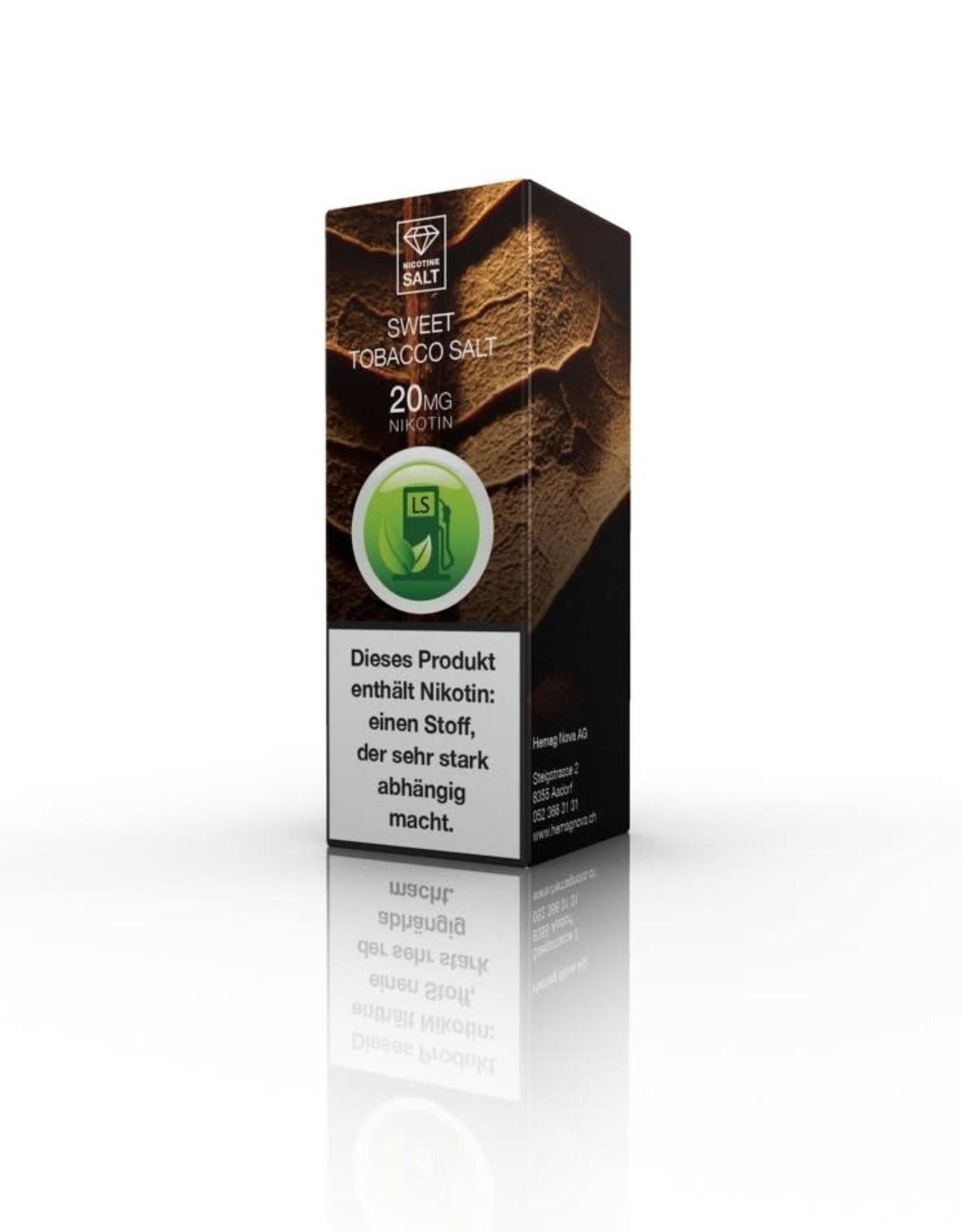 Liquid Station Liquid Station - Sweet Tabacco 10ml 20mg