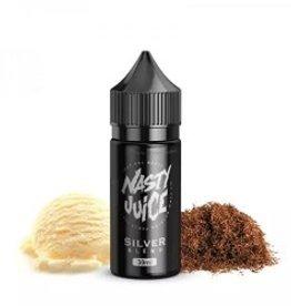 Nasty Juice Nasty Juice - Aroma Silver 30ml