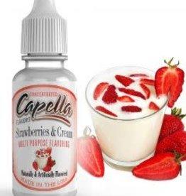 Capella Capella - Strawberries & Cream Aroma 13ml