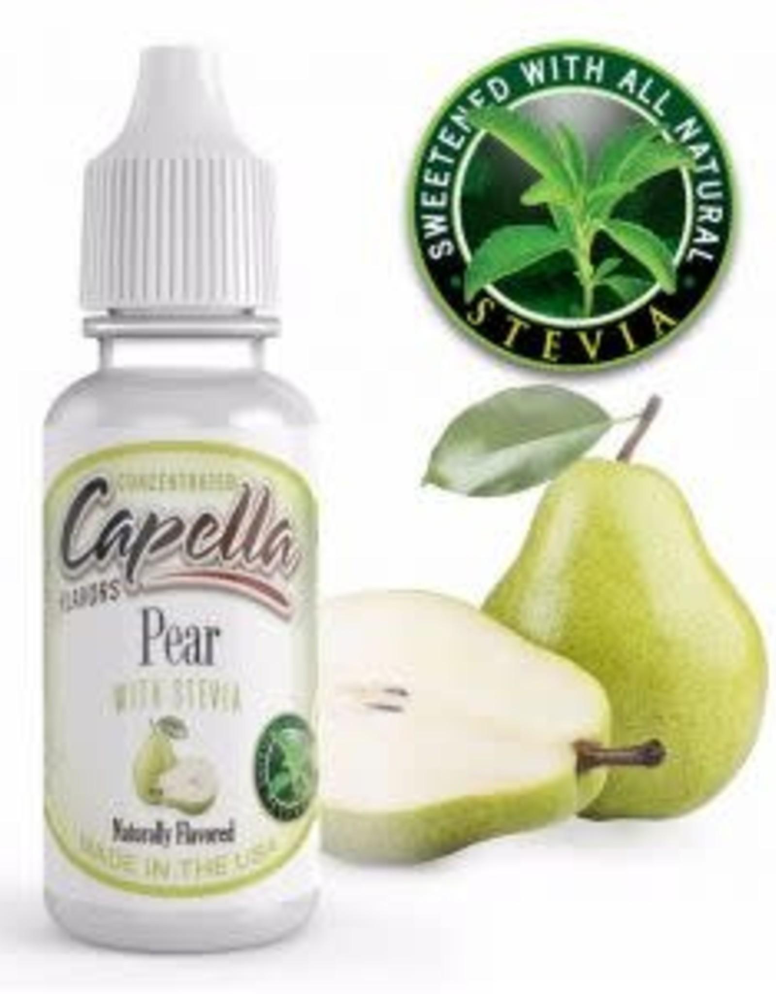 Capella Capella - Birne mit Stevia Aroma 13ml