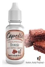 Capella Capella - Chocolate Fudge Brownie V3 Aroma 13ml