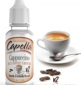 Capella Capella - Cappuccino V2 Aroma 13ml