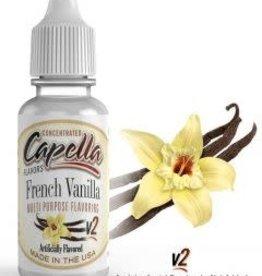 Capella Capella - French Vanilla V2 Aroma 13ml