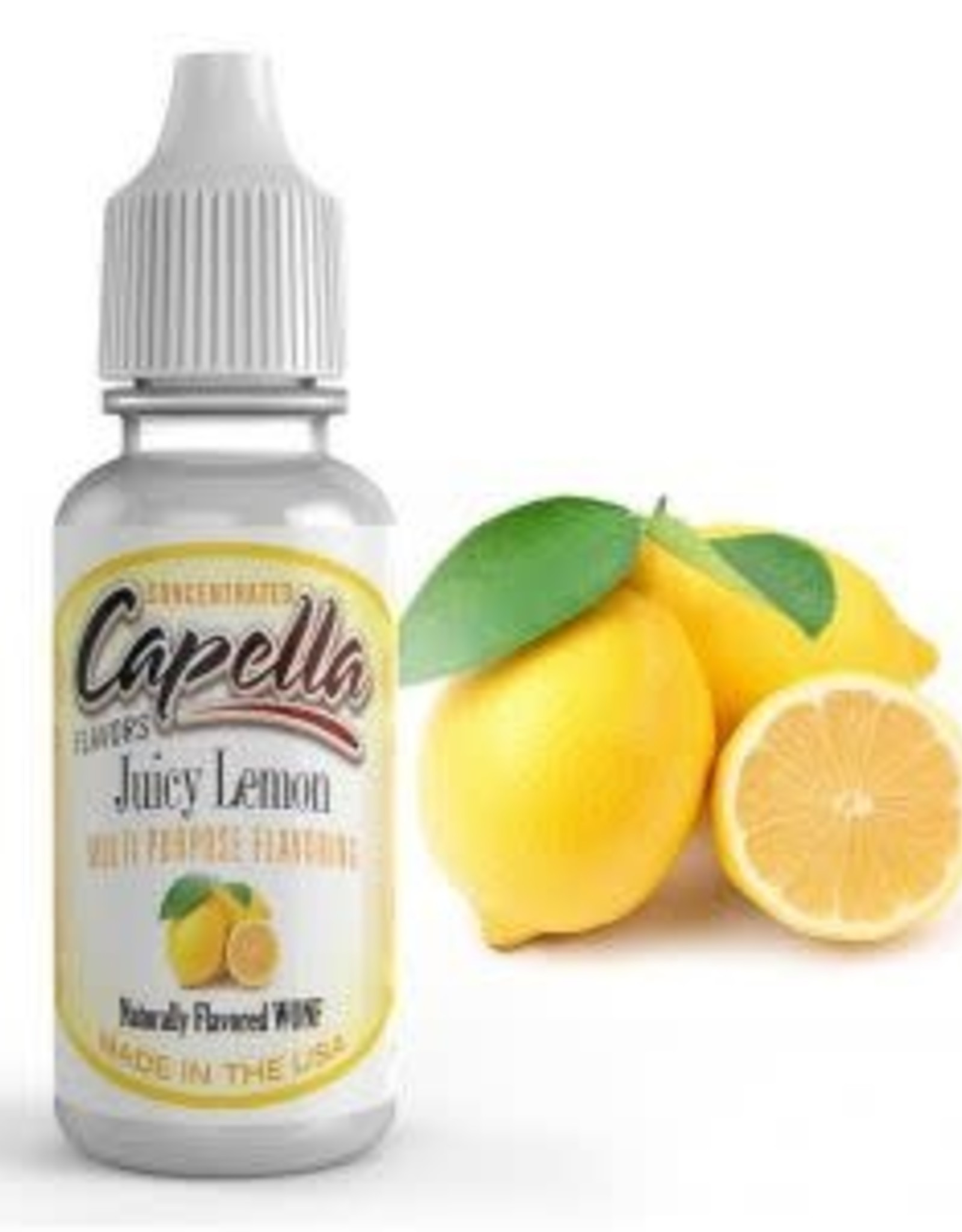 Capella Capella - Juicy Lemon Aroma 13ml
