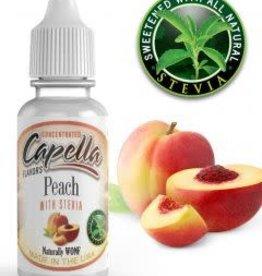 Capella Capella - Peach mit Stevia Aroma 13ml