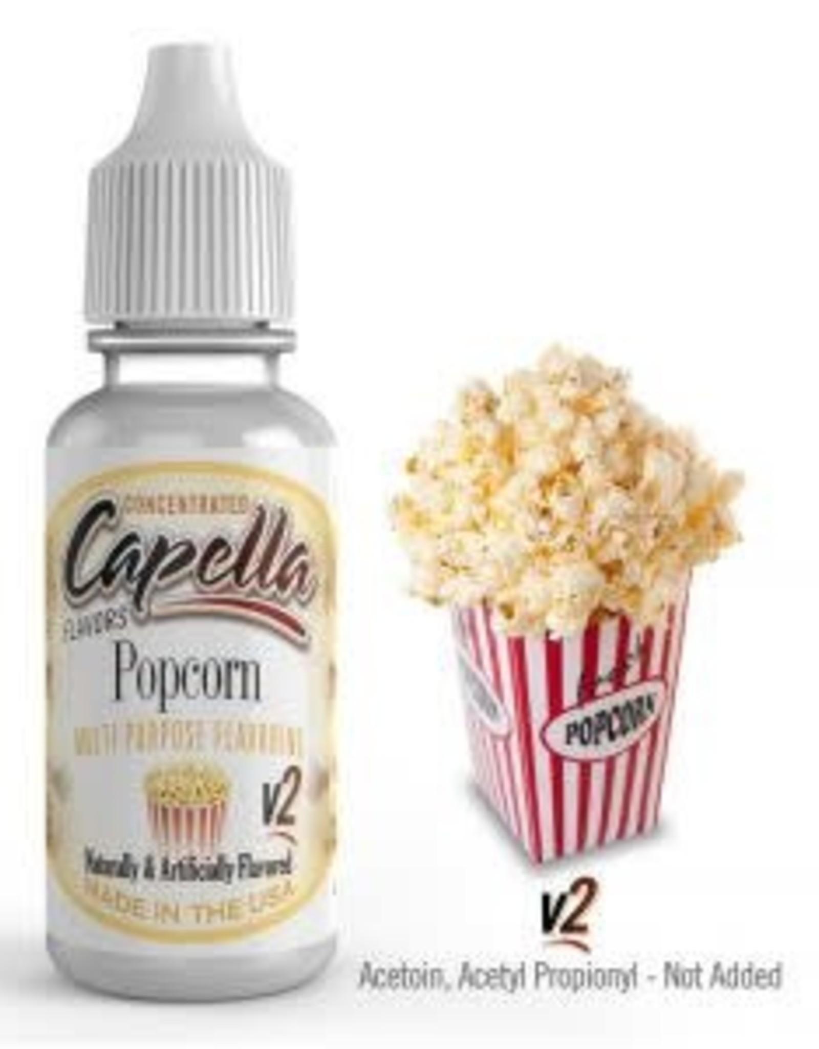 Capella Capella - Popcorn V2 Aroma 13ml
