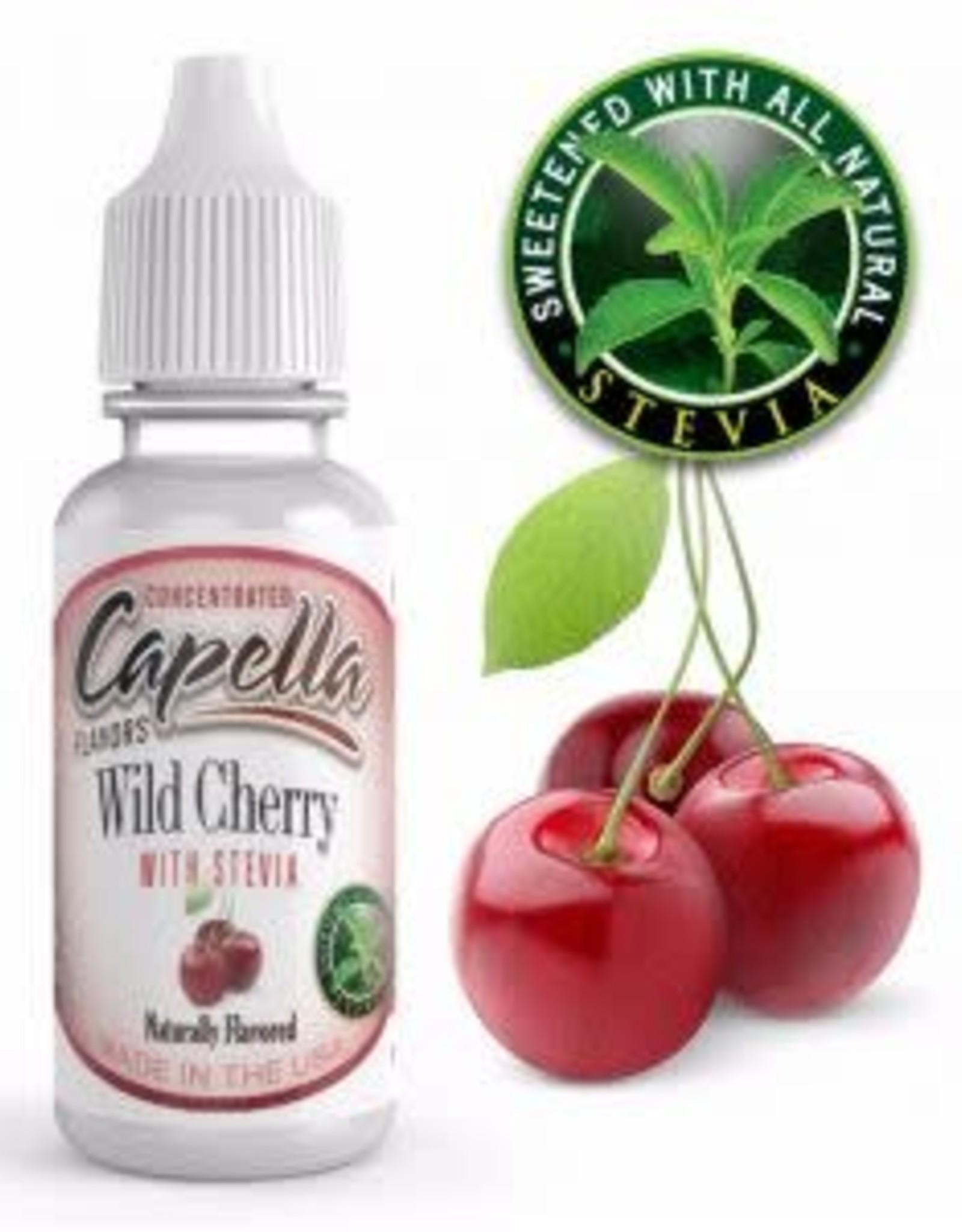 Capella Capella - Wild Cherry mit Stevia Aroma 13ml