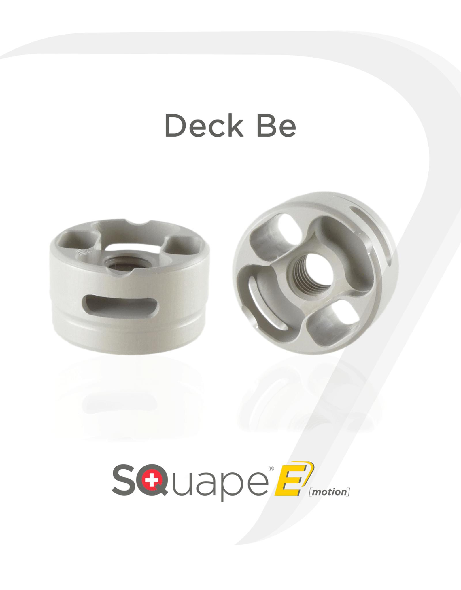 Squape SQuape E[motion] Be Deck