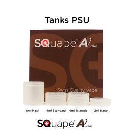 Squape SQuape A[rise] PSU Tank 4ml Triangle