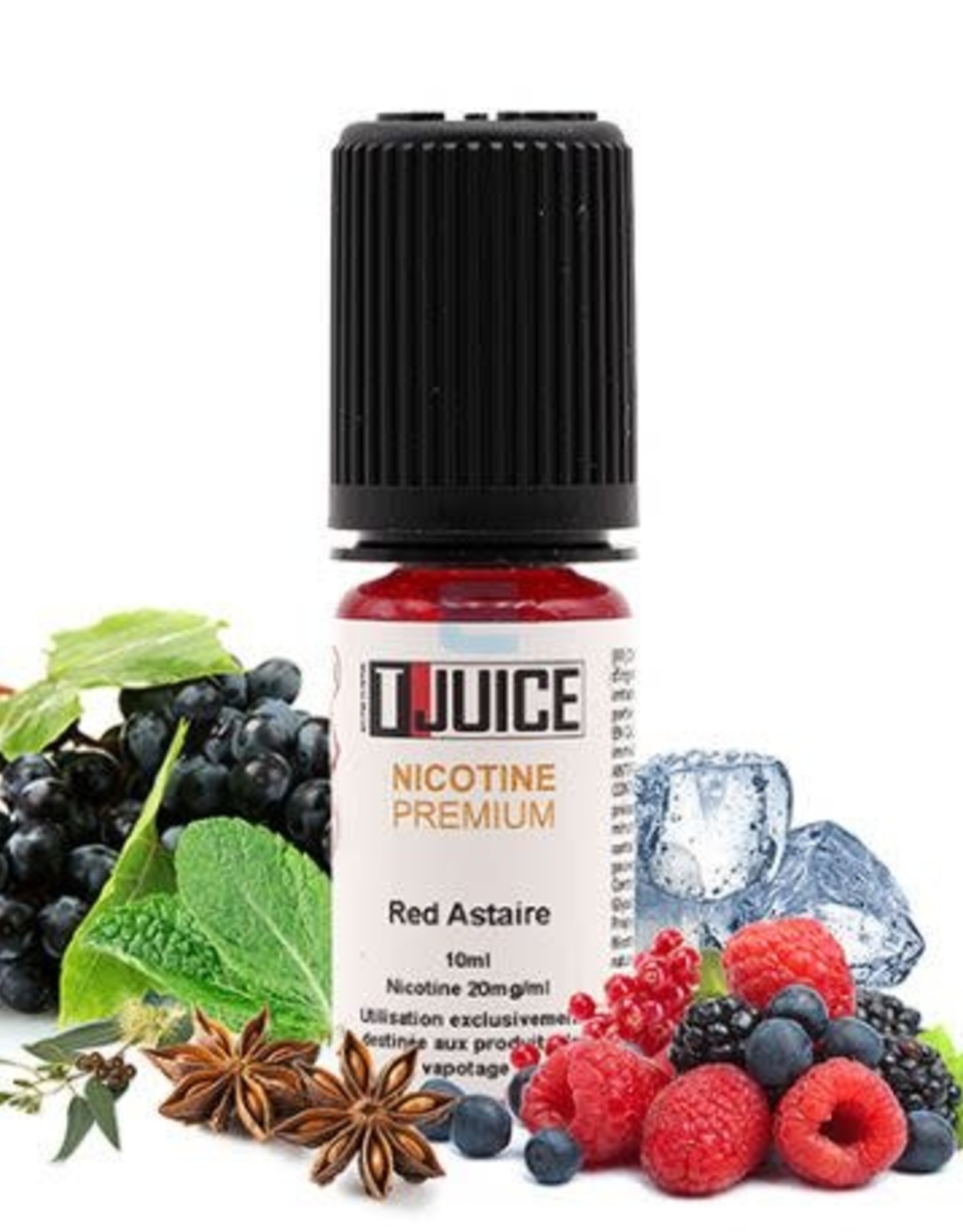 T-juice T-Juice - Red Astaire 10ml