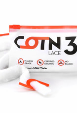 Cotn COTN Lace 3.5mm Watte