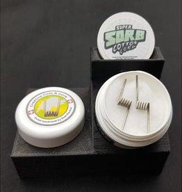 Creative Coils Creative Coils Ni80 Fine Fused Clapton 0.27 Ohm Coils