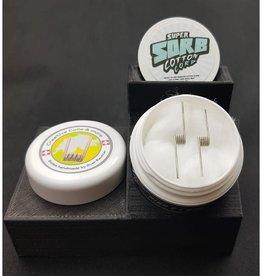 Creative Coils Creative Coils Ni80 MTL Fine Fused Clapton 0.70 Ohm Coils