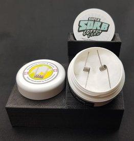 Creative Coils Creative Coils Ni80 MTL Fine Fused Clapton 0.45 Ohm Coils