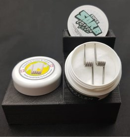 Creative Coils Creative Coils Ni80 3 Core Alien Singel 0,22 Ohm Coils