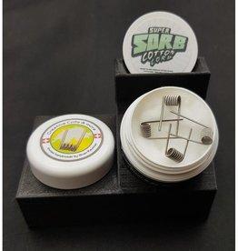 Creative Coils Creative Coils Ni80 Fused Clapton Coils mit 0.25 im Dual Betrieb