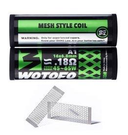 WoToFo Wotofo Profile 0.18 Ω Mesh Coil