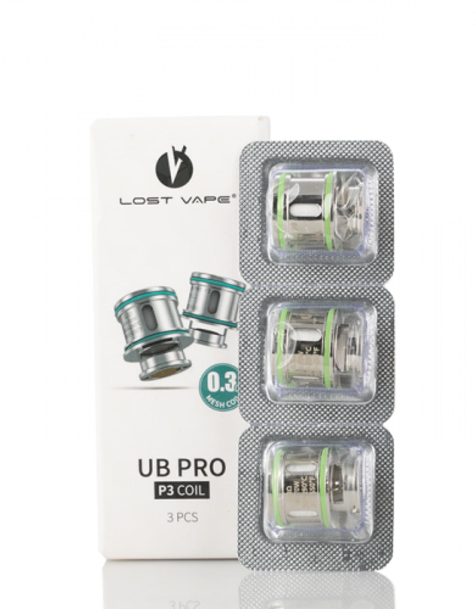 Lost Vape Lost Vape UB Pro Coils zum Ursa