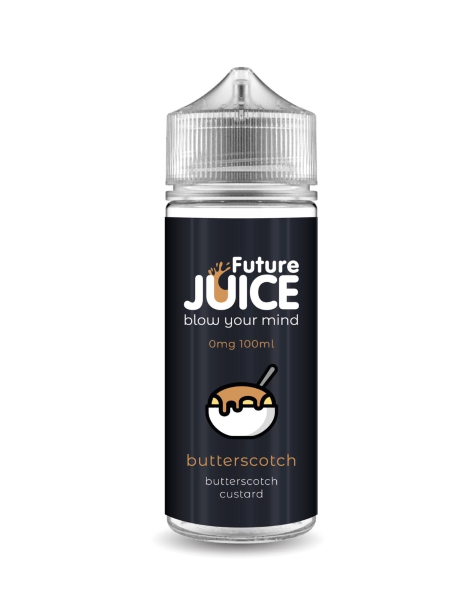 Future Juice Labs Future Juice - Butterscotch 100ml