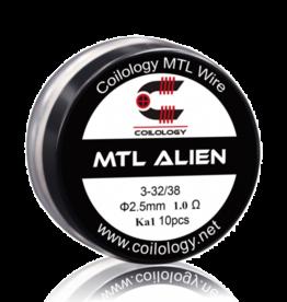 Coilology Coilology MTL Alien  Ka1 Coils
