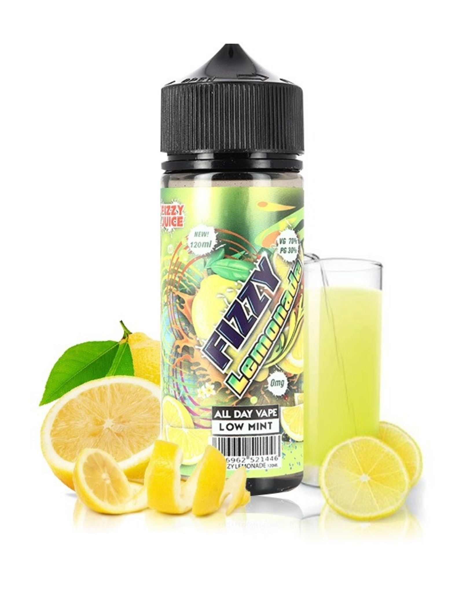 Fizzy Fizzy - Lemonade 100ml