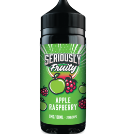 Seriously Fruity Seriously Fruity - Apple Raspberry 100ml