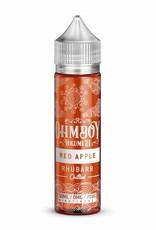 OhmBoy OhmBoy Volume III - Red Apple Rhubarb Chilled 50ml